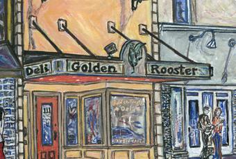 Golden Rooster Delicatessen