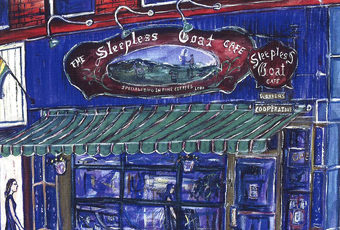 The Sleepless Goat Cafe